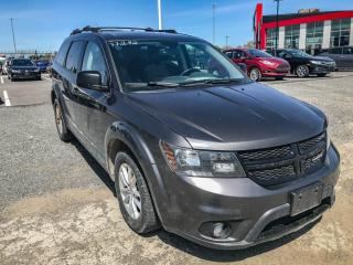 Used 2016 Dodge Journey SXT BLACKTOP A/C MAGS TOIT GPS TV/DVD CAMÉRA DE RE for sale in St-Hubert, QC