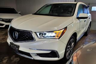 Used 2018 Acura MDX NAVI SH-AWD CUIR TOIT NAV for sale in St-Hubert, QC