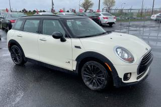 Used 2018 MINI Cooper Clubman CLUBMAN ALL4 CUIR TOIT PANO MAGS for sale in St-Hubert, QC