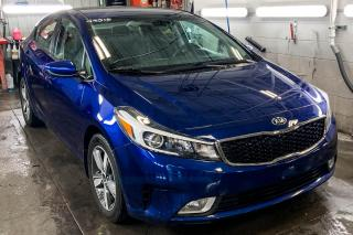Used 2018 Kia Forte LX+ A/C MAGS CAMERA DE RECUL for sale in St-Hubert, QC