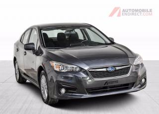 Used 2018 Subaru Impreza Touring AWD A/C Mags Sièges Chauffants Caméra for sale in St-Hubert, QC