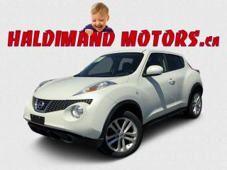 Used 2014 Nissan Juke SV 2WD for sale in Cayuga, ON