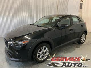 Used 2019 Mazda CX-3 GS AWD GPS Mags Caméra Volant Chauffant *Bas Kilométrage* for sale in Trois-Rivières, QC