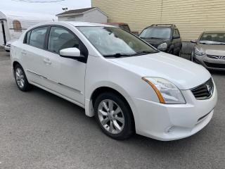 Used 2010 Nissan Sentra Berline 4 portes I4, CVT 2,0 S for sale in Pointe-Aux-Trembles, QC