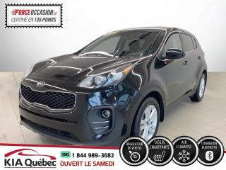 Used 2018 Kia Sportage ** LX *AC* MAGS * SIEGES CHAUFFANTS * for sale in Québec, QC