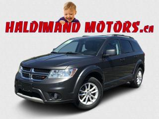 Used 2015 Dodge Journey SXT 2WD for sale in Cayuga, ON