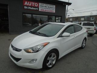 Used 2011 Hyundai Elantra GLS for sale in St-Hubert, QC