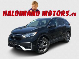 Used 2020 Honda CR-V EX-L AWD for sale in Cayuga, ON