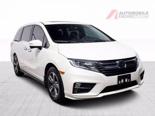 Used 2018 Honda Odyssey EX Toit TV/DVD A/C Mags 8 Places Sièges Chauffants for sale in Île-Perrot, QC