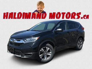 Used 2017 Honda CR-V LX AWD for sale in Cayuga, ON