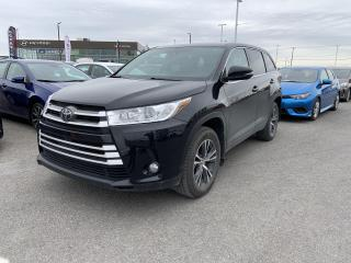 Used 2018 Toyota Highlander * LE Plus V6 AWD * MAGS * BAS KILOMETRAGE * for sale in Mirabel, QC