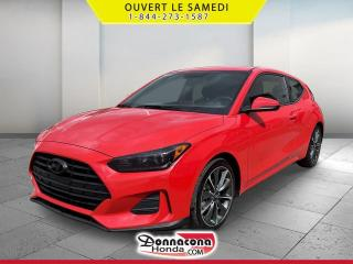 Used 2019 Hyundai Veloster 2.0 GL *JAMAIS ACCIDENTE* for sale in Donnacona, QC
