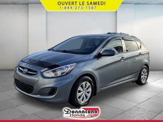 Used 2017 Hyundai Accent GL *JAMAIS ACCIDENTE* for sale in Donnacona, QC