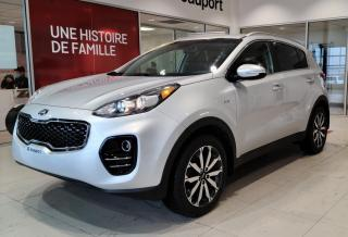 Used 2017 Kia Sportage EX Tech avec Noir 4 portes AWD for sale in Beauport, QC