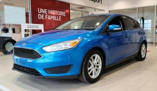 Used 2016 Ford Focus Hayon 5 portes SE for sale in Beauport, QC