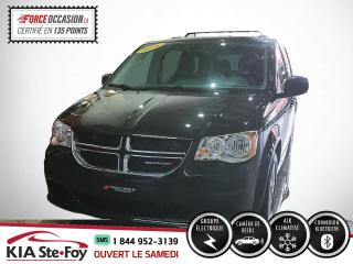 Used 2018 Dodge Grand Caravan SE* BLUETOOTH* CAMERA DE RECUL* UN PROPR for sale in Québec, QC