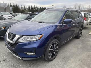 Used 2017 Nissan Rogue SL / PLATINE TI / TOIT PANO / CUIR  / GP for sale in Sherbrooke, QC
