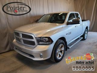 Used 2014 RAM 1500 Sport Uconnect 8.4 for sale in Rouyn-Noranda, QC
