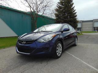 Used 2013 Hyundai Elantra *****AUTOMATIQUE*******INSPECTÉ******* for sale in St-Eustache, QC