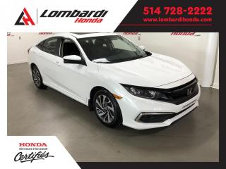 Used 2019 Honda Civic EX|AUTOMATIQUE|TOIT| for sale in Montréal, QC