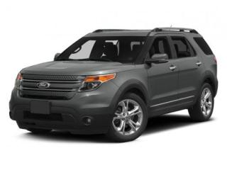 Used 2014 Ford Explorer LIMITED for sale in Fredericton, NB