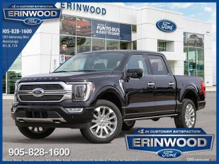 New 2021 Ford F-150 Limited  for sale in Mississauga, ON