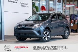Used 2018 Toyota RAV4 LE TOYOTA CERTIFIE! for sale in Lachine, QC