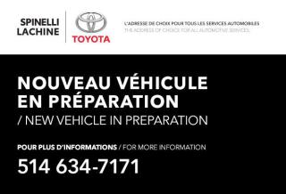 Used 2019 Toyota RAV4 Limited COMME NEUF! DEMO! for sale in Lachine, QC