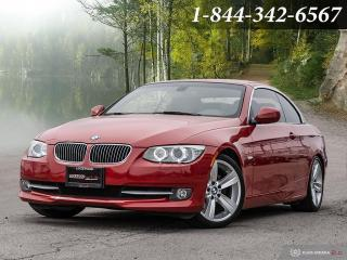 Used 2011 BMW 3 Series 2dr Cabriolet 328i RWD | SPORT PKG | PREMIUM PKG | for sale in Oakville, ON