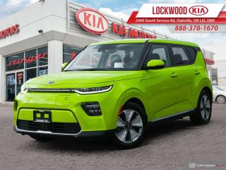 Used 2020 Kia Soul EV SOUL EV LIMITED for sale in Oakville, ON