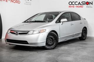 Used 2007 Honda Civic Manuelle Super condition!!!!! for sale in Boisbriand, QC