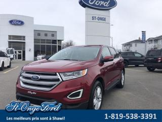 Used 2015 Ford Edge SEL, Traction avant for sale in Shawinigan, QC