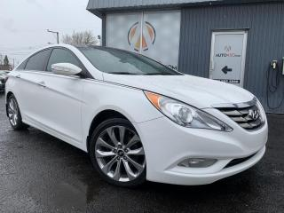 Used 2013 Hyundai Sonata ****LIMITED,AUTOMATIQUE,CUIR,TOIT,MAGS** for sale in Longueuil, QC