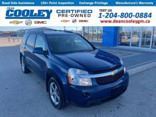 Used 2008 Chevrolet Equinox LT for sale in Dauphin, MB
