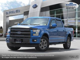 Used 2015 Ford F-150 Lariat for sale in Ottawa, ON