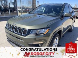 Used 2018 Jeep Compass North-4WD,Heated Seats/Wheel, Remote Start for sale in Saskatoon, SK
