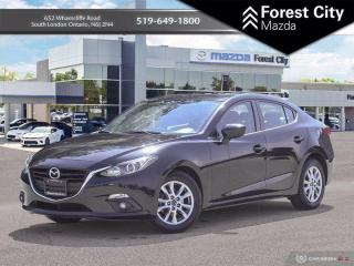 Used 2014 Mazda MAZDA3 GS-SKY ( CLEAN CARFAX ) for sale in London, ON