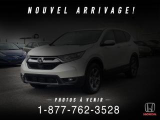 Used 2017 Honda CR-V EX + AWD + TOIT + CAMERA + MAGS + WOW! for sale in St-Basile-le-Grand, QC