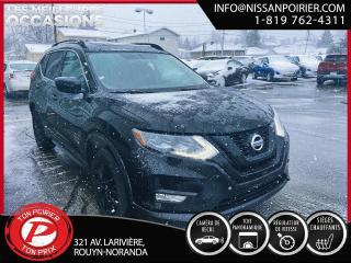 Used 2017 Nissan Rogue STAR WAR SV (frais vip 395$ non inclus) for sale in Rouyn-Noranda, QC