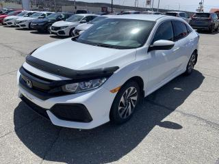 Used 2018 Honda Civic LX BM for sale in Rivière-Du-Loup, QC