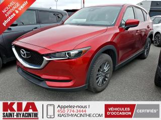 Used 2018 Mazda CX-5 GS ** NAVIGATION / CUIR for sale in St-Hyacinthe, QC