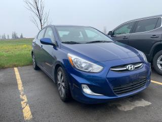 Used 2016 Hyundai Accent GLS 4-Door for sale in London, ON