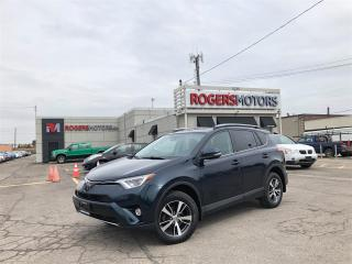 Used 2018 Toyota RAV4 2.99% Financing - XLE AWD - SUNROOF - REVERSE CAM - TECH PKG for sale in Oakville, ON