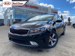 Used 2017 Kia Forte EX for sale in Red Deer, AB