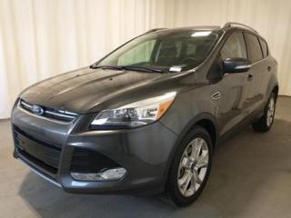 Used 2016 Ford Escape Titanium for sale in Regina, SK