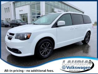 Used 2019 Dodge Grand Caravan GT V6 - LOADED for sale in PORT HOPE, ON