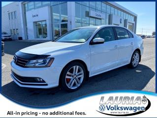 Used 2017 Volkswagen Jetta Highline Auto - Loaded / 1 owner for sale in PORT HOPE, ON