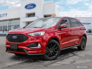 Used 2020 Ford Edge ST Line for sale in Winnipeg, MB