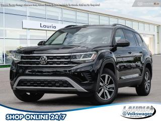 New 2021 Volkswagen Atlas 3.6 FSI Comfortline 4Motion AWD for sale in PORT HOPE, ON