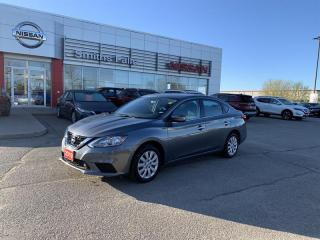 Used 2019 Nissan Sentra 1.8 S CVT for sale in Smiths Falls, ON